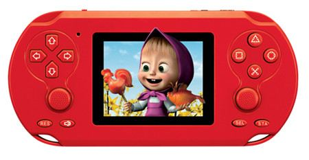 2.4″ multicolor TFT LCD screen pocket handheld game player Support classic 2000+ true color games