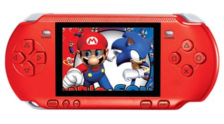 2.5″ multicolor TFT LCD screen handheld game console 999999 Game Card 8-bit true color games