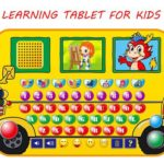 KIDS EDUCATIONAL GAMING SYSTEM FOR KINDERGARTEN CHILDREN AGED 3-6 YRS