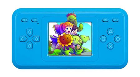 2.4″pocket handheld game player multicolor TFT LCD screen classic &nostalgic 8-bit true color games