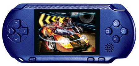 2.4″multicolor TFT LCD handled game player support 2000+ 16 bit true color games